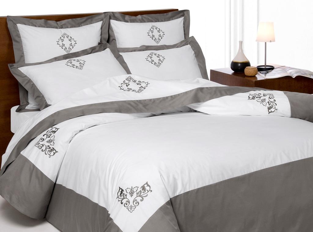 linge de lit coton